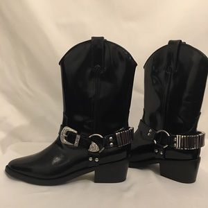 Free People Heiress Western Boots NWOT